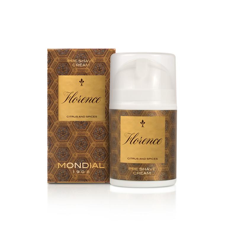Mondial Florence Preshave Creme, 50 ml.