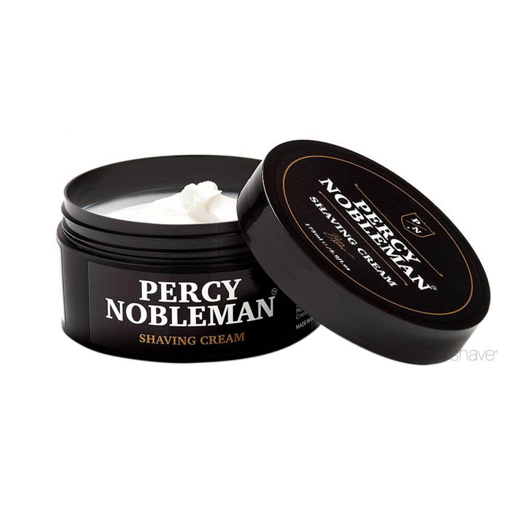 Percy Nobleman Shaving Cream, 175 ml.
