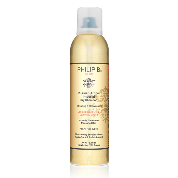 Philip B Russian Amber Imperial Dry Shampoo, 260 ml.