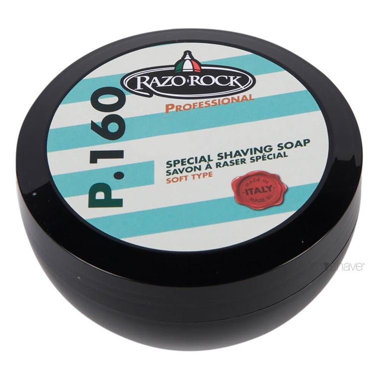 RazoRock P.160 Barbersæbe, 150 ml.