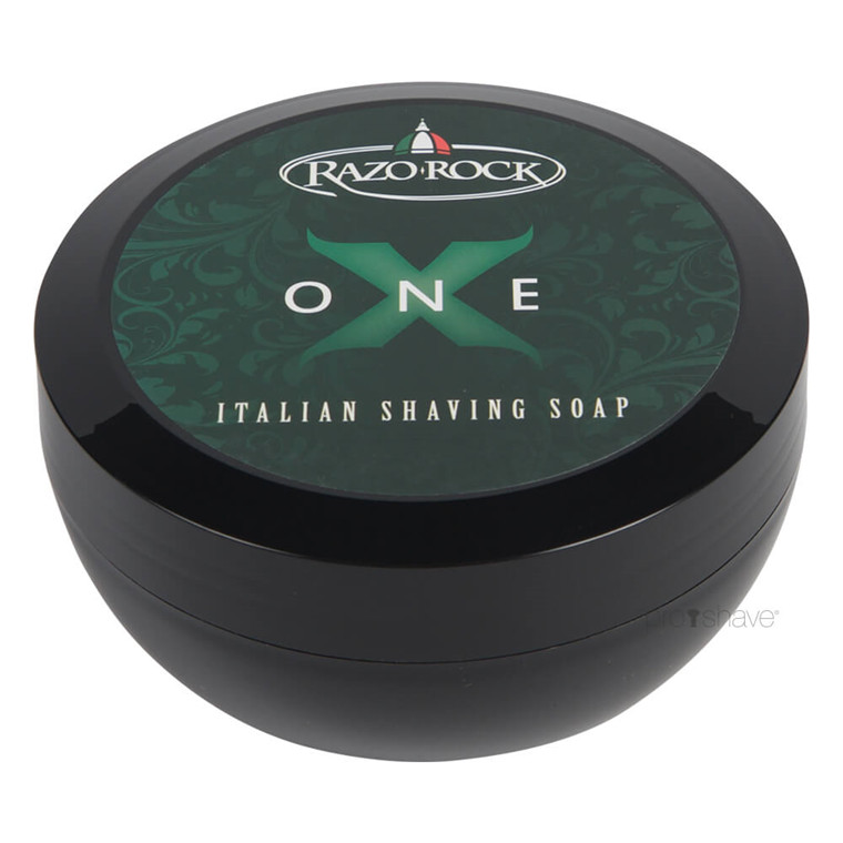RazoRock One-X Barbersæbe, 150 ml.