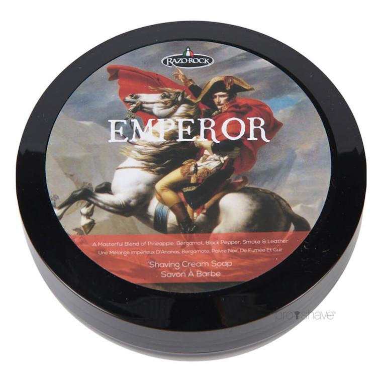 RazoRock Emperor Barbersæbe, 150 ml.