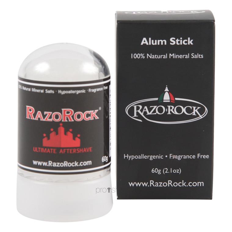 RazoRock Alum Stick, 60 gr.