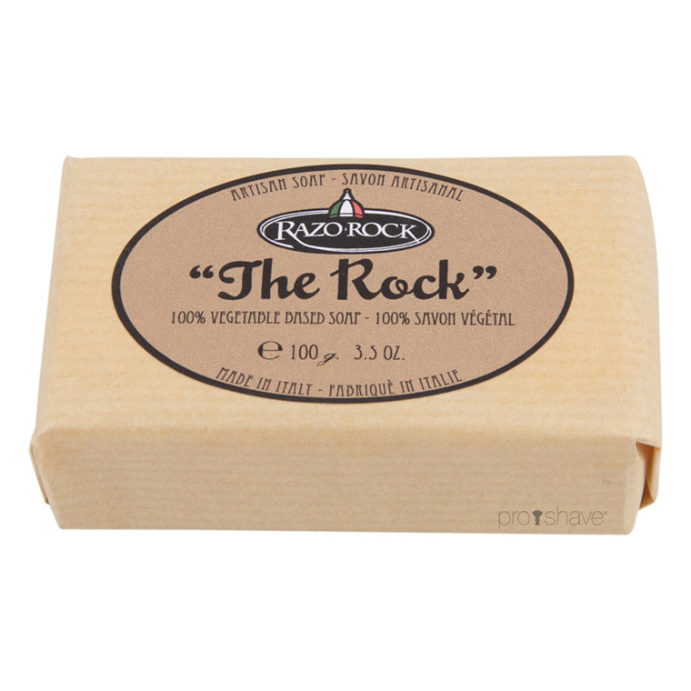 RazoRock The Rock Sæbe, 100 gr.
