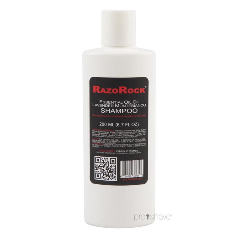 RazoRock Luksus Shampoo, Lavendel, 200 ml.