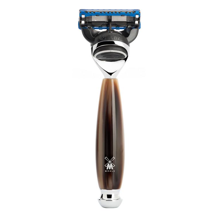 Mühle Gillette Fusion skraber, Vivo, Brunt Horn