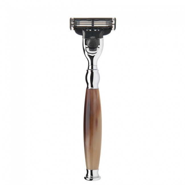 Mühle Gillette Mach3 Skraber, Sophist, Genuine horn