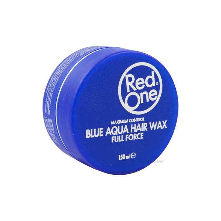 RedOne Blue Aqua Wax Extra Strong, 150 ml.