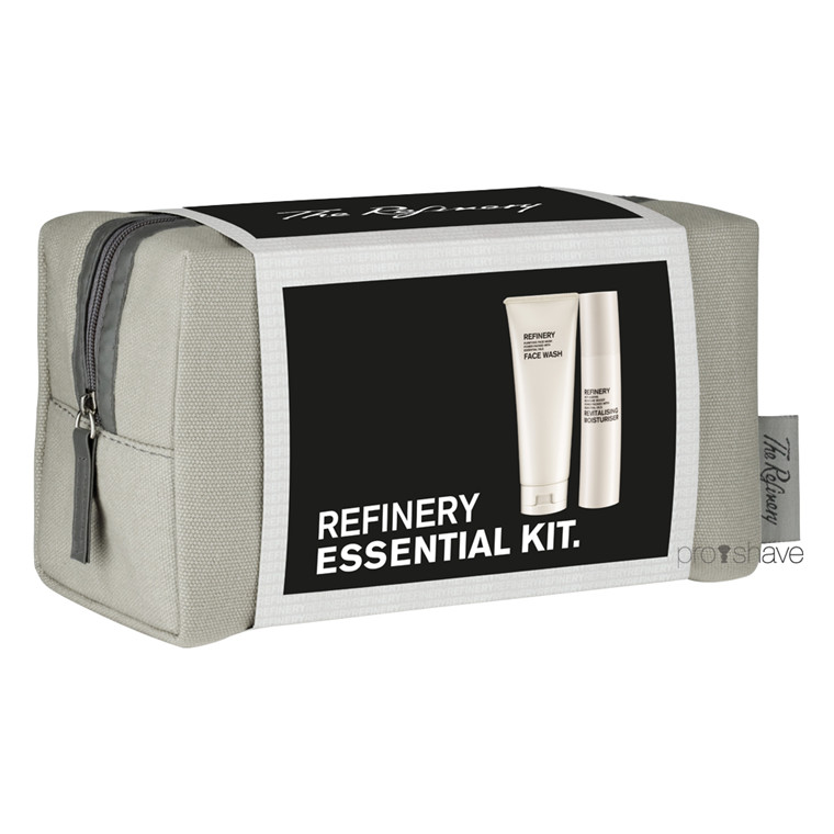 The Refinery Skincare Esssential kit