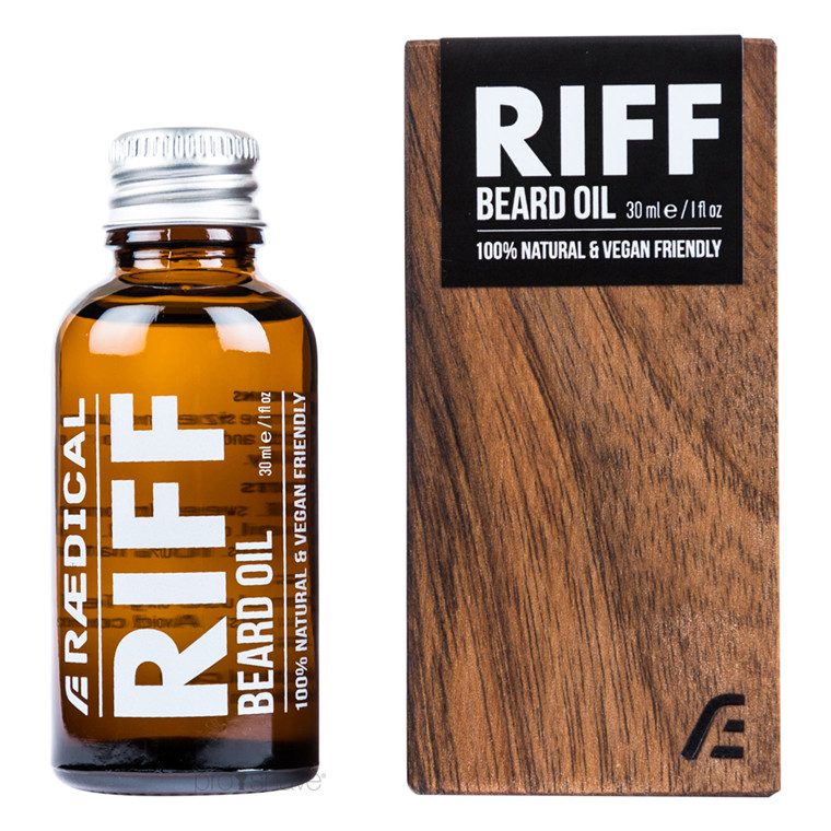 Rædical Riff Skægolie, 30 ml.