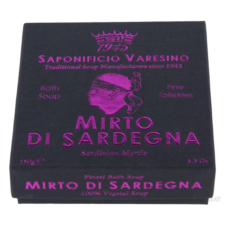 Saponificio Varesino Mirto di Sardegna Badesæbe, 150 gr.