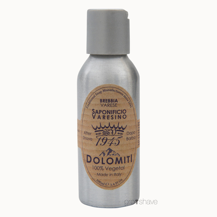 Saponificio Varesino Aftershave Dolomiti, 100 ml.