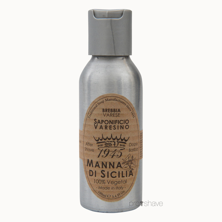 Saponificio Varesino Aftershave Manna, 100 ml.