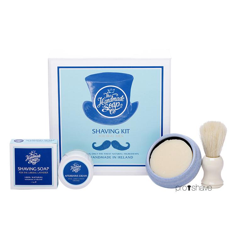 The Handmade Soap Co. - Shaving Kit