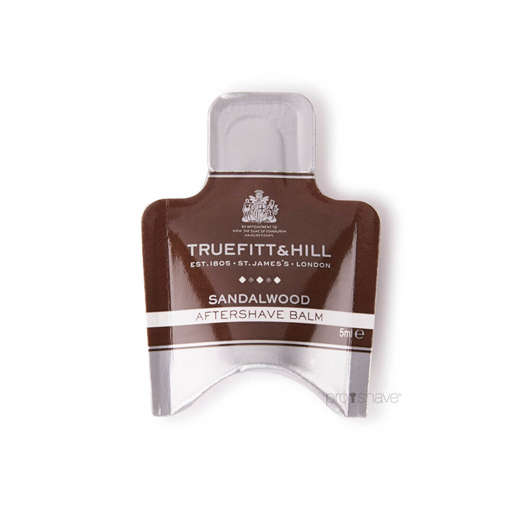 Truefitt & Hill Sandalwood Aftershave Balm Sample Pack