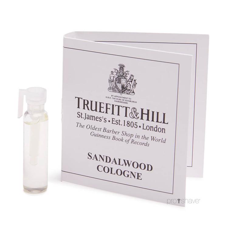 Truefitt & Hill Duftprøve Sandalwood