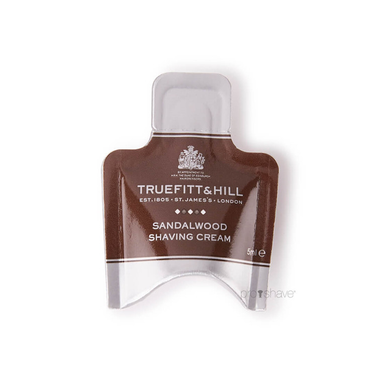 Truefitt & Hill Sandalwood Shaving Cream Sample Pack