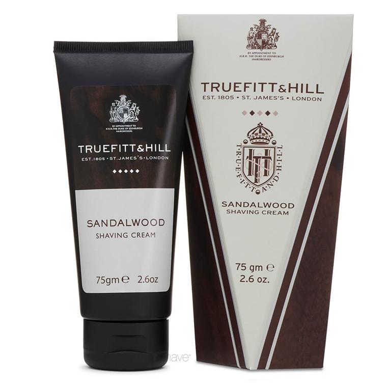 Truefitt & Hill Barbercreme, Sandalwood, 75 gr.