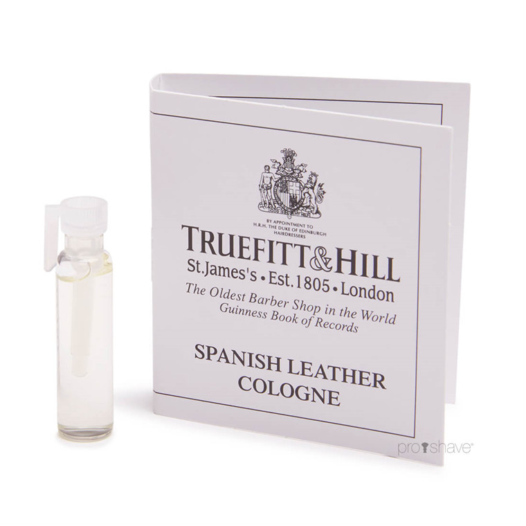 Truefitt & Hill Duftprøve Spanish Leather