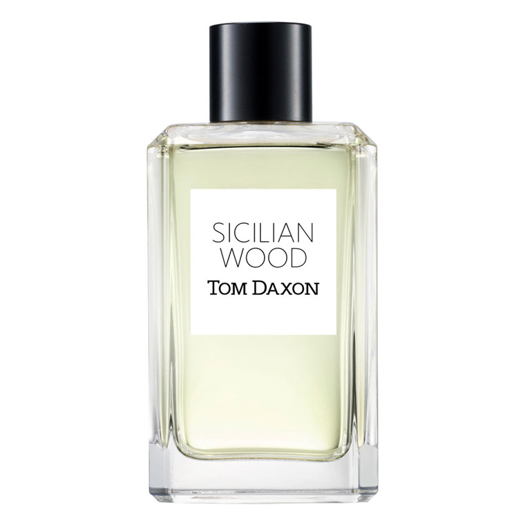 Tom Daxon Sicilian Wood, Eau de Parfum, 100 ml.