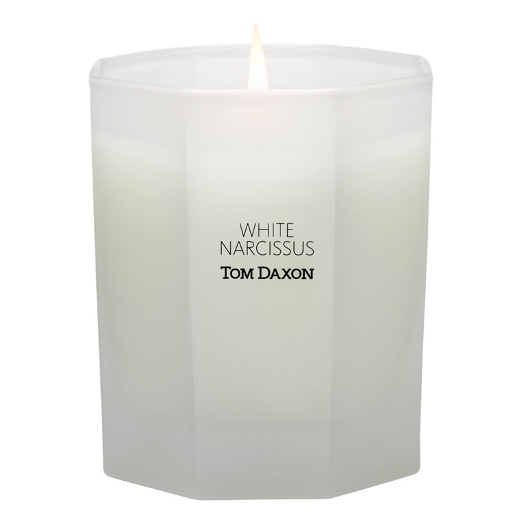 Tom Daxon White Narcissus, Duftlys, 190 gr.