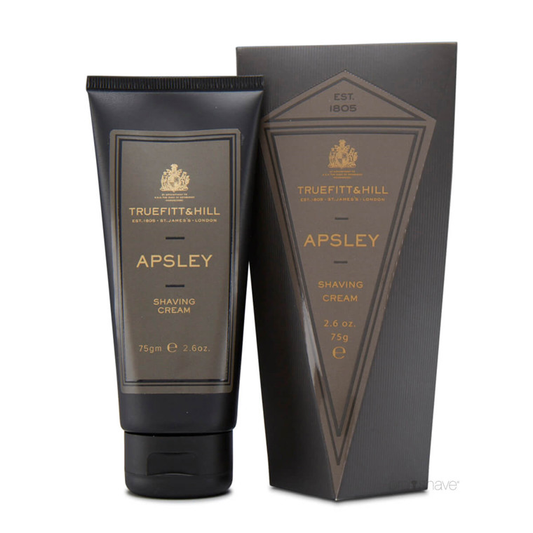 Truefitt & Hill Barbercreme, Apsley, 75 ml.