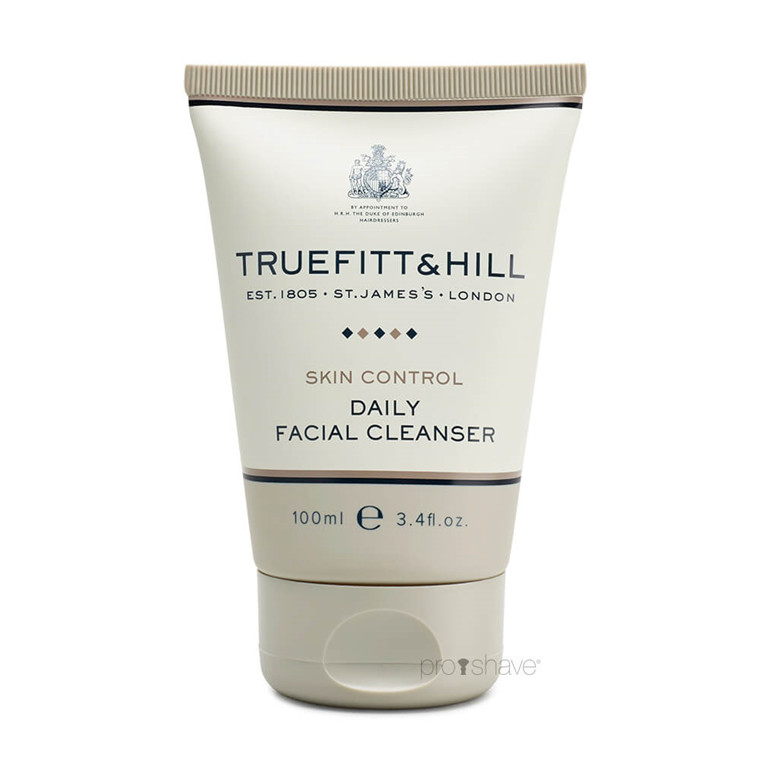 Truefitt & Hill Facial Cleanser, 100 ml.