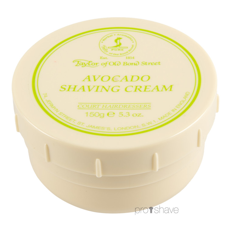 Taylor Of Old Bond Street Barbercreme, Avocado, 150 gr.