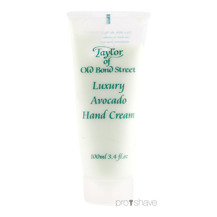 Taylor Of Old Bond Street Avocado Håndcreme, 100 ml.