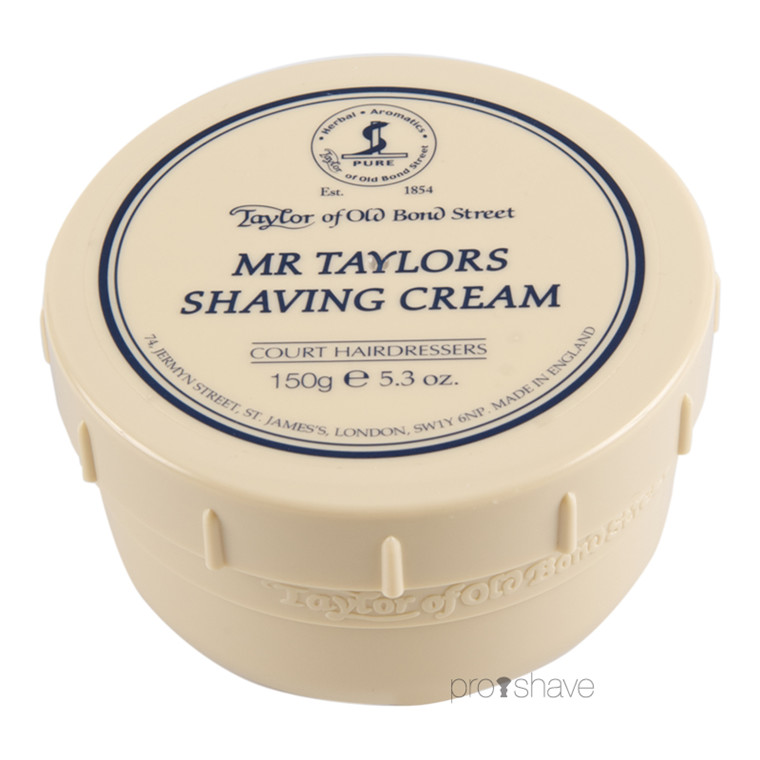 Taylor Of Old Bond Street Barbercreme, Mr. Taylor, 150 gr.