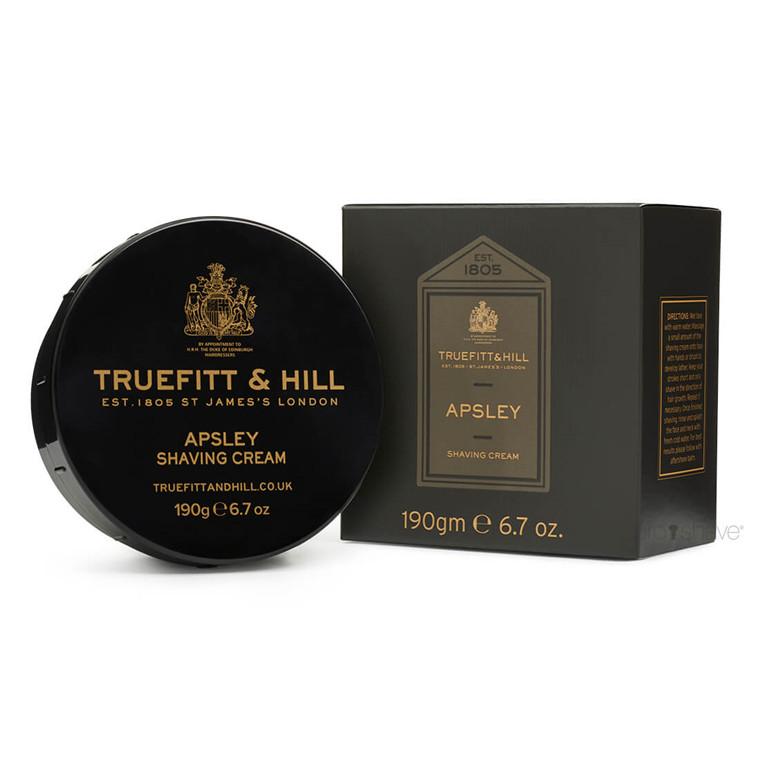 Truefitt & Hill Barbercreme, Apsley, 190 gr.