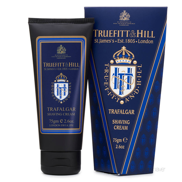 Truefitt & Hill Barbercreme, Trafalgar, 75 gr.