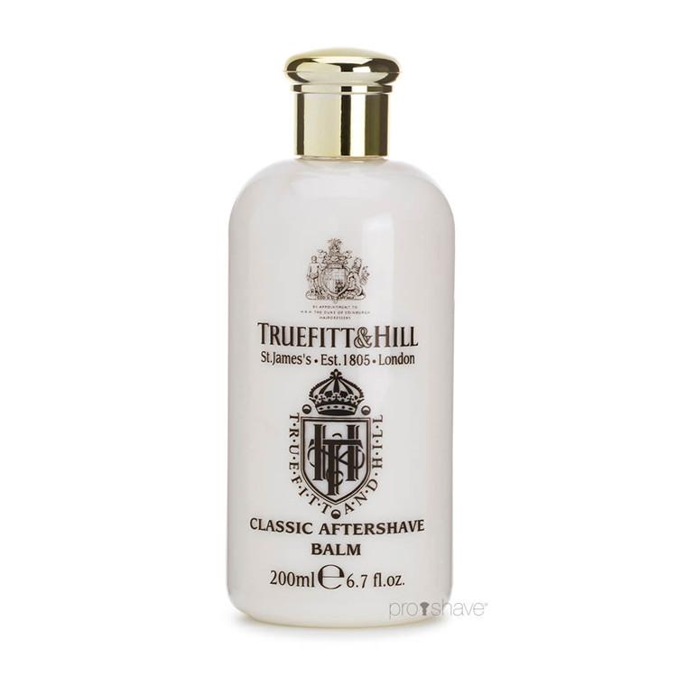 Truefitt & Hill Aftershave Balm, Classic, 200 ml.