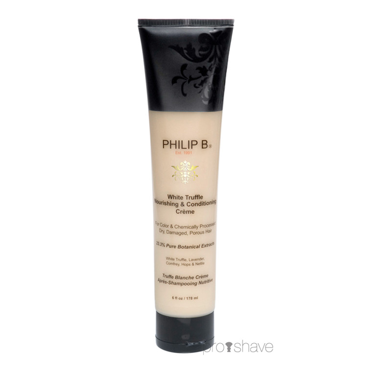 Philip B White Truffle Nourish. Hair Conditioning Crème