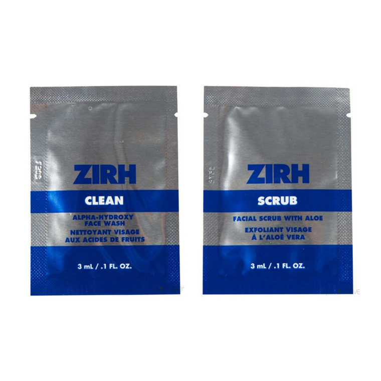 ZIRH Face Sample Pack
