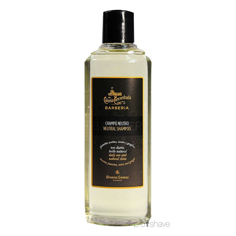 Alvarez Gómez Barberia Shampoo, 300 ml.
