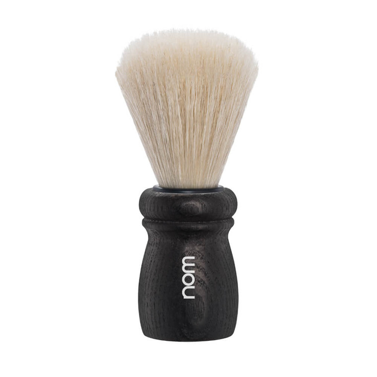 nom ALFRED Barbarkost, Natural Bristle, Black Ash