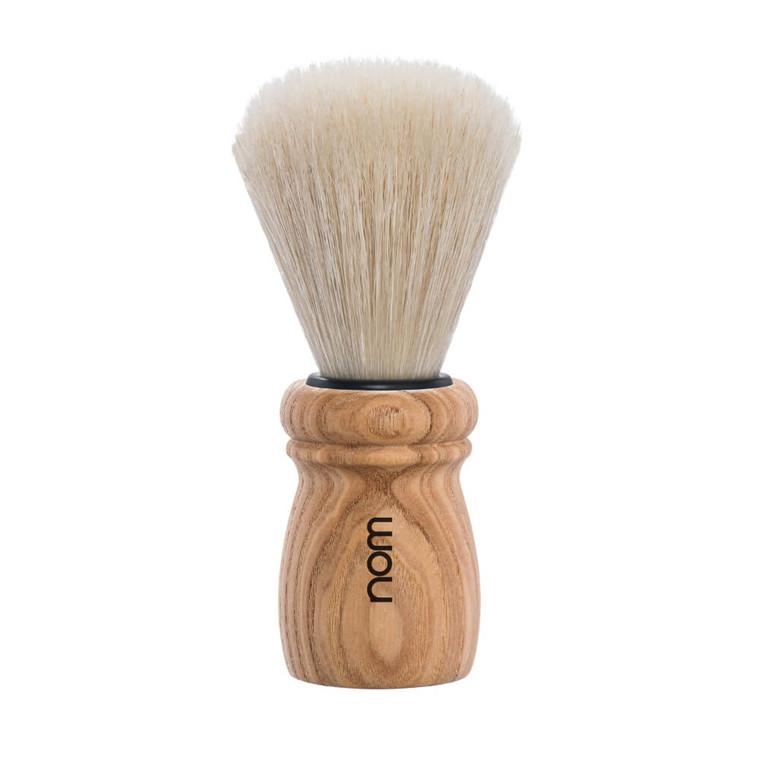 nom ALFRED Barbarkost, Natural Bristle, Pure Ash