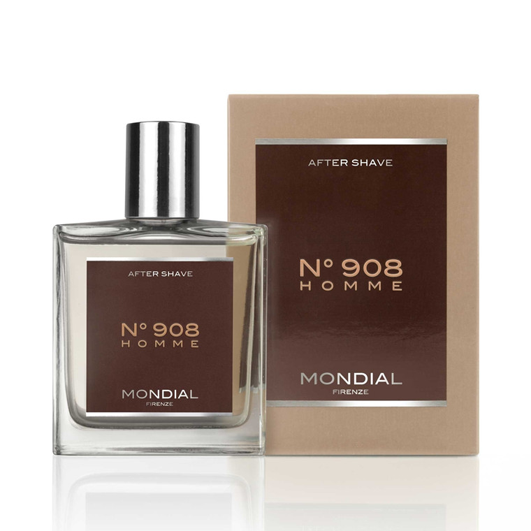 Mondial N°908 Homme After Shave Lotion, 100 ml.