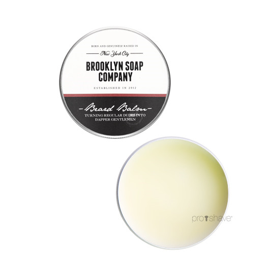 Brooklyn Soap Company Beard Balm, 20 gr.