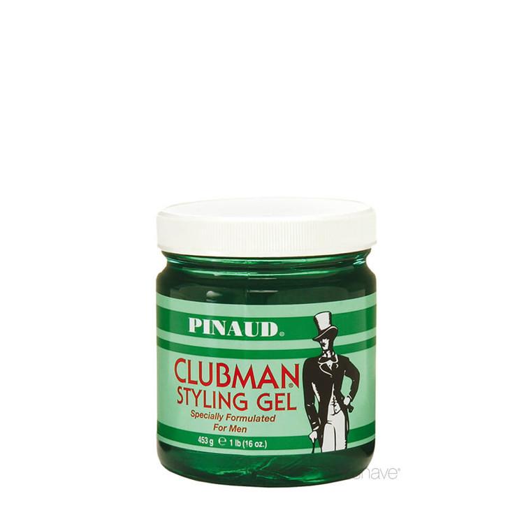 Pinaud Clubman Styling Gel, 453 gr.