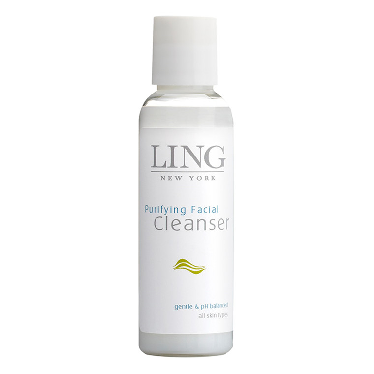 Ling New York Purifying Cleanser, Travel, 60 ml.