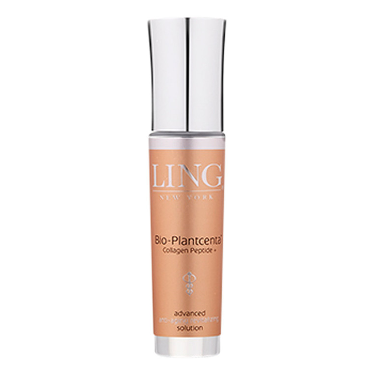 Ling New York Bio-Plantcenta Collagen Peptide+, 30 ml.