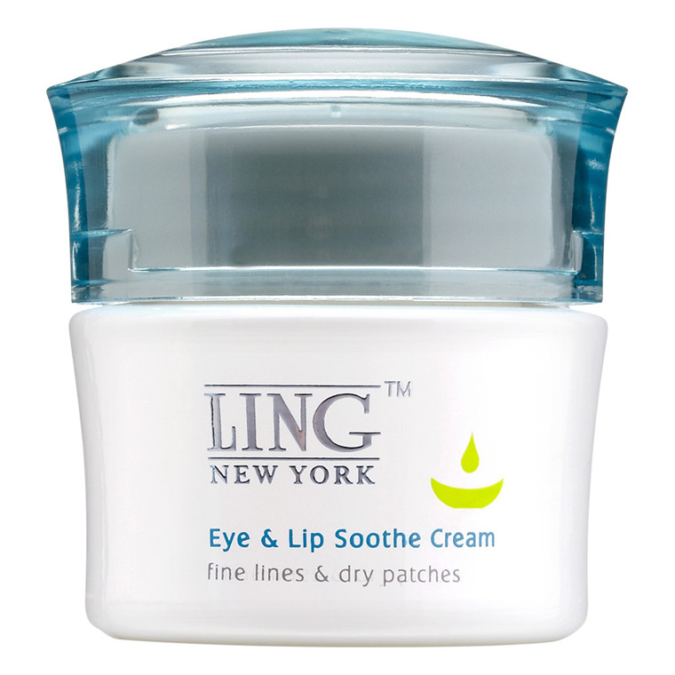 Ling New York Eye & Lip Soothe Cream, Soothing & Protecting, 15 ml.