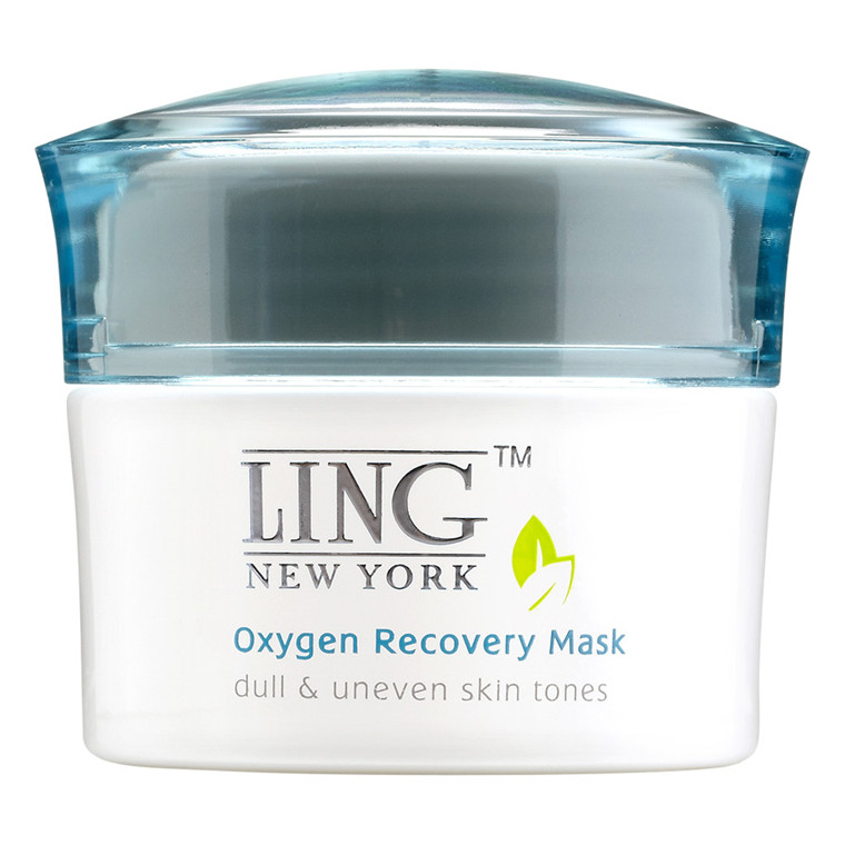 Ling New York Instant Oxygen Recovery Mask, Brighten & Oxygenate, 50 ml.