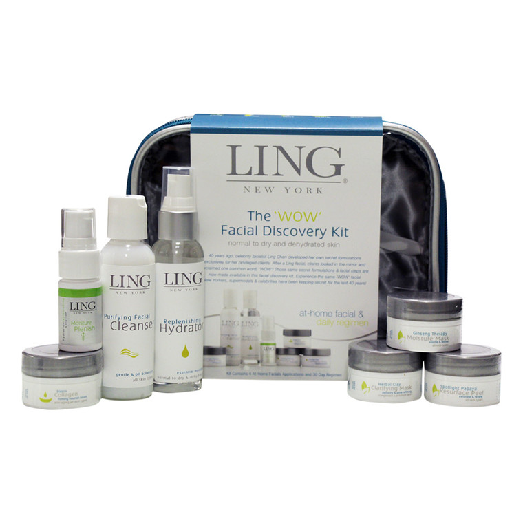 Ling New York WOW Facial Discovery Kit
