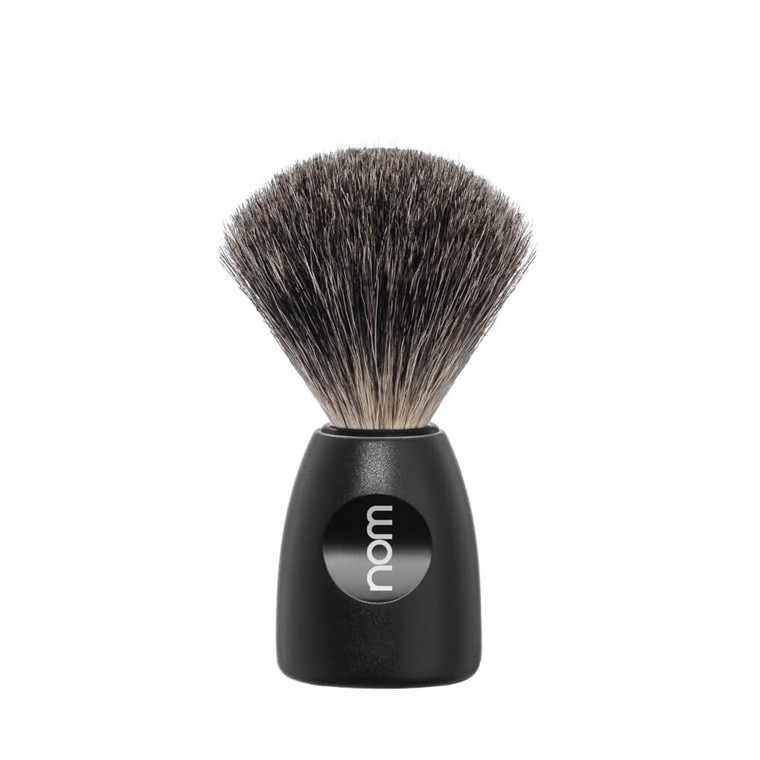 nom LASSE Barbarkost, Pure Badger, Black