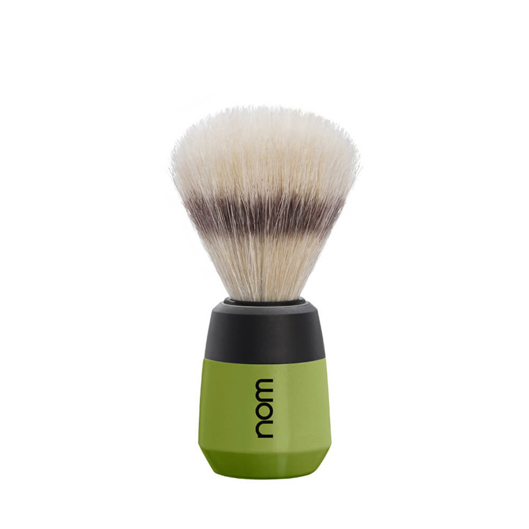 nom MAX Barbarkost, Natural Bristle, Olive