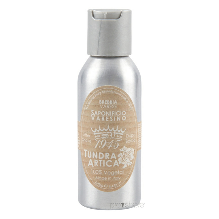 Saponificio Varesino Aftershave Balm Tundra Artica, 100 ml.
