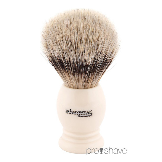 Shavemac Barberkost, Finest Badger, 23 mm.